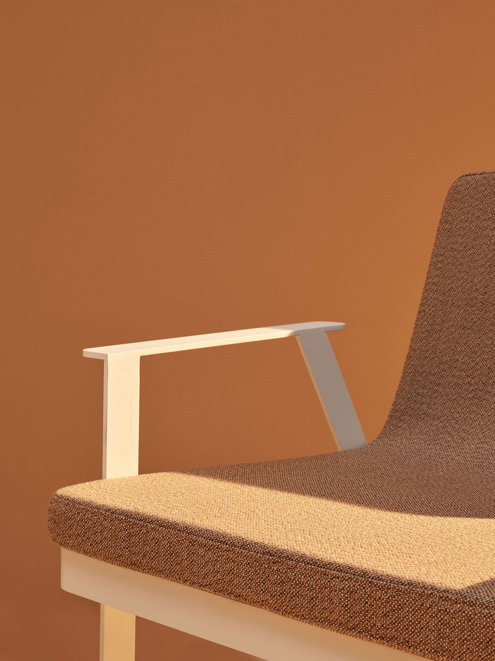 Makemake Lounge Set - Lounge Chair and Bench for outdoor environment