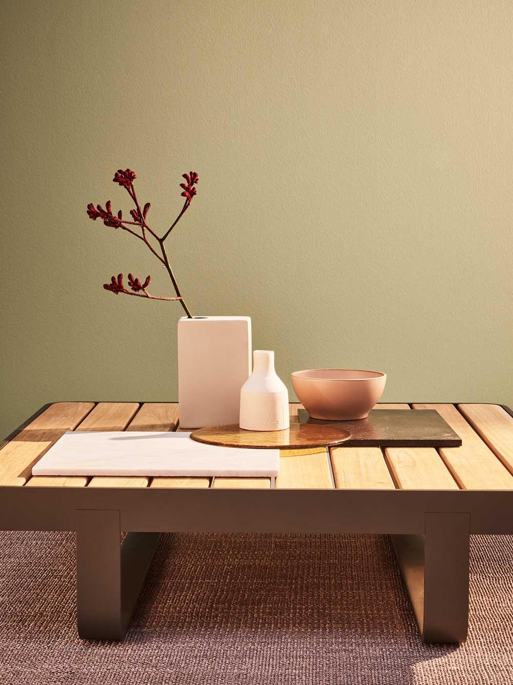 Tavoli Makemake - Collezione di tavoli per esterno