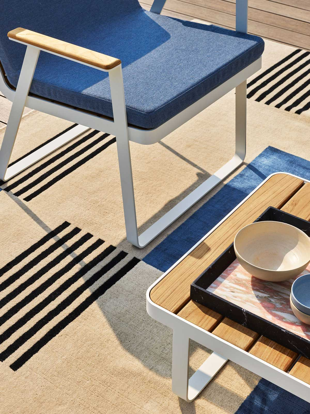 Terraforma, italian outdoor living / Eleven Collection